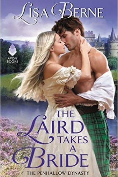 Book Review-The Laird Takes A Bride by Lisa Berne