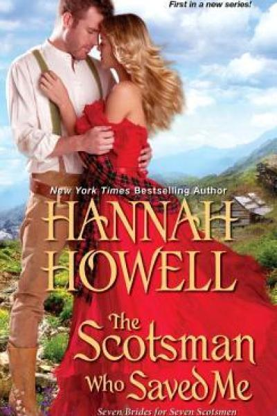 Book Review-The Scotsman Who Saved Me by Hannah Howell