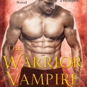Book Review-Warrior Vampire by Kate Baxter