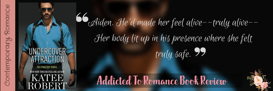 Book Review-Undercover Attraction by Katee Robert