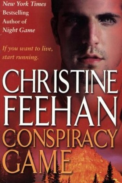 Quickie Book Review-Conspiracy Game by Christine Feehan
