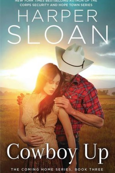 Book Review-Cowboy Up by Harper Sloan