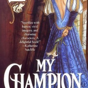 Book Review-My Champion by Glynnis Campbell