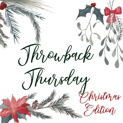 Throwback Thursday: Historical Romance Edition (108)