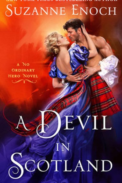 A Devil In Scotland by Suzanne Enoch