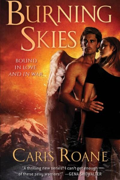 Book Review-Burning Skies by Caris Roane