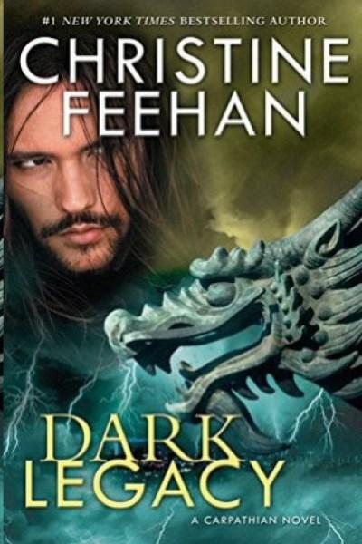 Book Review-Dark Legacy by Christine Feehan