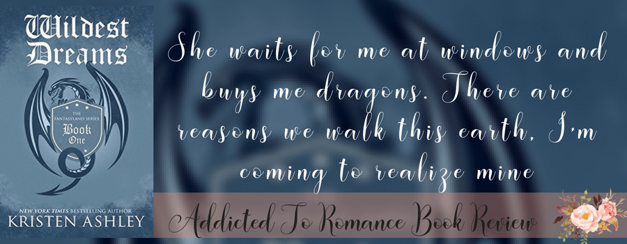 Book Review-Wildest Dreams by Kristen Ashley