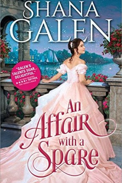 Book Review-An Affair With A Spare by Shana Galen