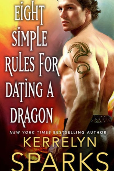 Book Review-Eight Simple Rules For Dating A Dragon by Kerrelyn Sparks