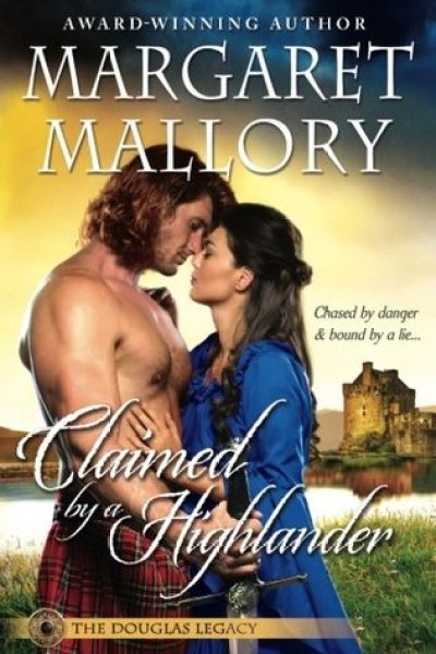 Book Review-Claimed By A Highlander by Margaret Mallory