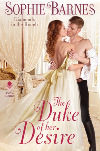Book Review-The Duke Of Her Desire by Sophie Barnes