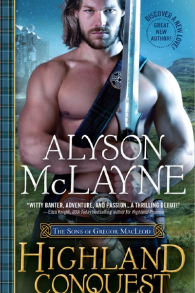 Book Review-Highland Conquest by Alyson McLayne