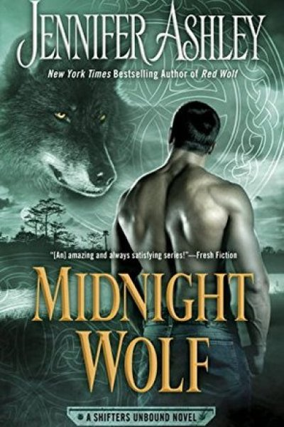 Book Review-Midnight Wolf by Jennifer Ashley
