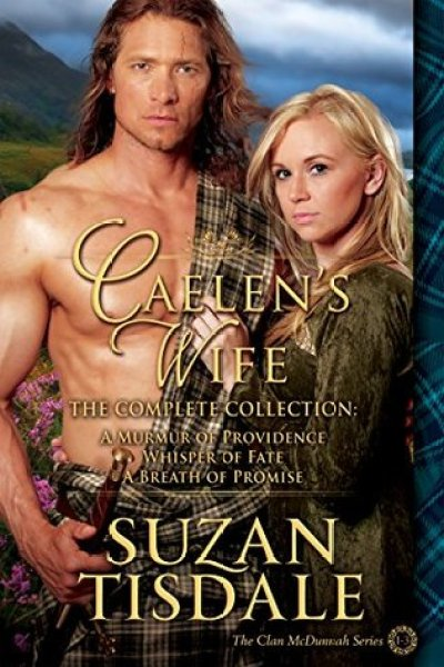 Book Review-Caelen's Wife by Suzan Tisdale