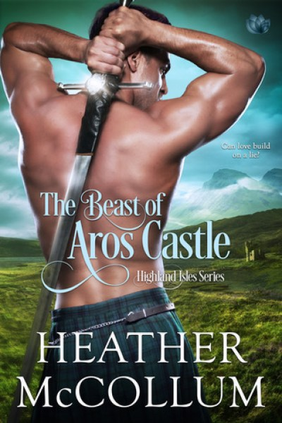 Book Review- The Beast of Aros Castles by Heather McCollum