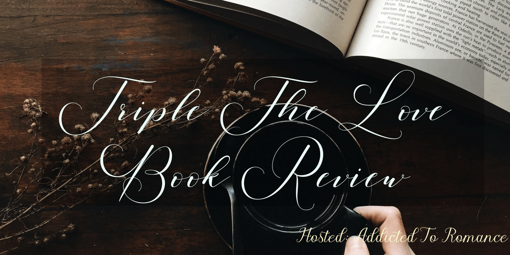 Triple Love Book Review-Frederick's Queen, Ian's Rose and The Bowie Bride by Susan Tisdale