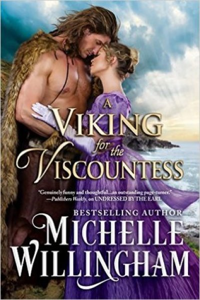 Audio Book Review-A Viking For The Viscountess by Michelle Willingham
