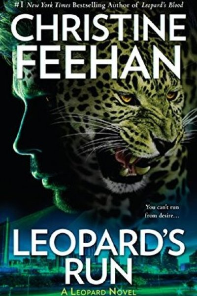 Book Review-Leopard's Run by Christine Feehan