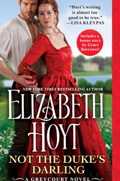 Audio Book Review-Not The Duke's Darling by Elizabeth Hoyt