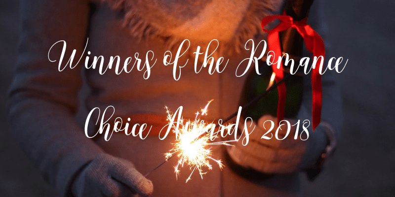 Romance Choice Awards Winners for 2018