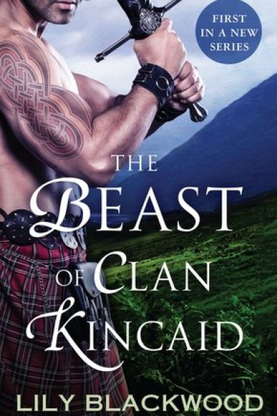 Book Review-The Beast of Clan Kincaid by Lily Blackwood