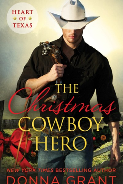 Book Review-The Christmas Cowboy Hero by Donna Grant