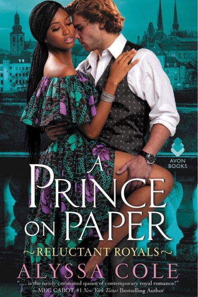 Book Review-A Prince On Paper by Alyssa Cole