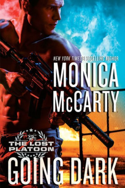 Book Review-Going Dark by Monica McCarty