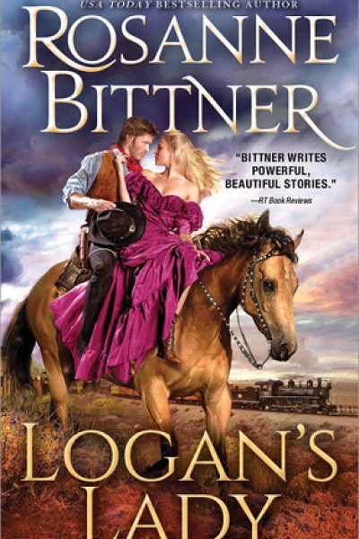 Book Review-Logan's Lady by Rosanne Bittner