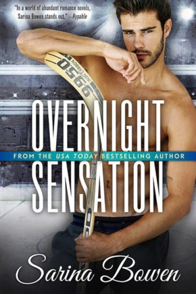 Book Review-Overnight Sensation by Sarina Bowen