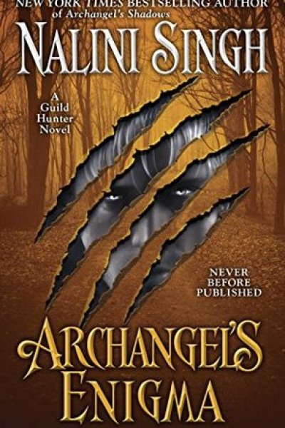 Triple The Love Book Review-Archangel's Shadows, Archangel Enigma, and Archangel's Heart by Nalini Singh