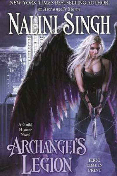 Book Review-Archangel's Legion by Nalini Singh