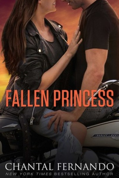 Book Review-The Fallen Princess by Chantal Fernando