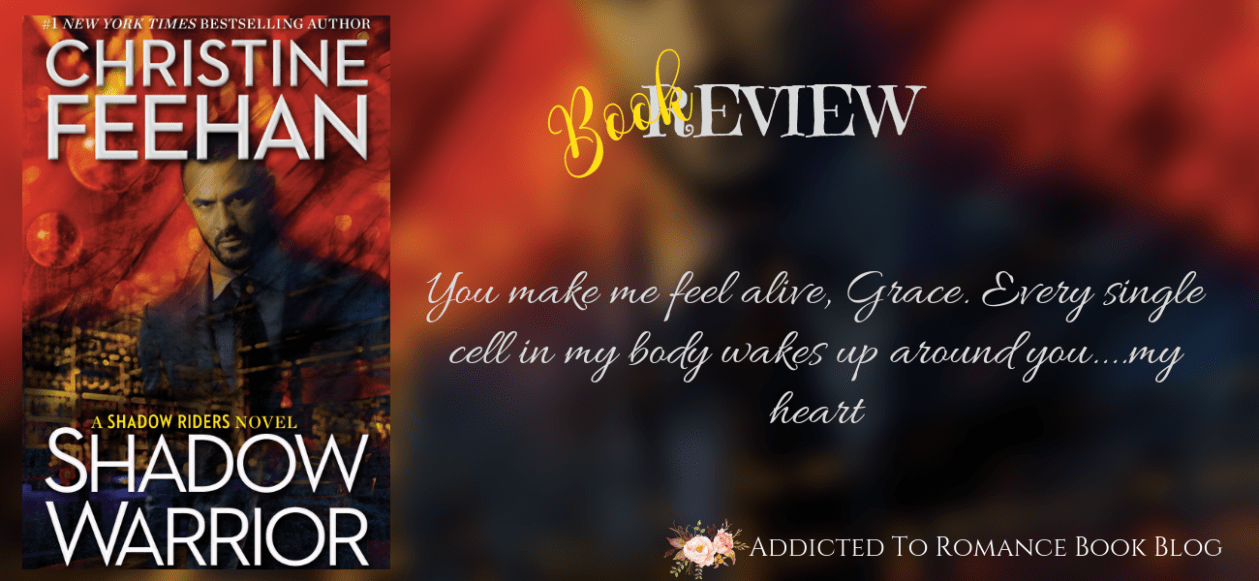 Book Review-Shadow Warrior by Christine Feehan