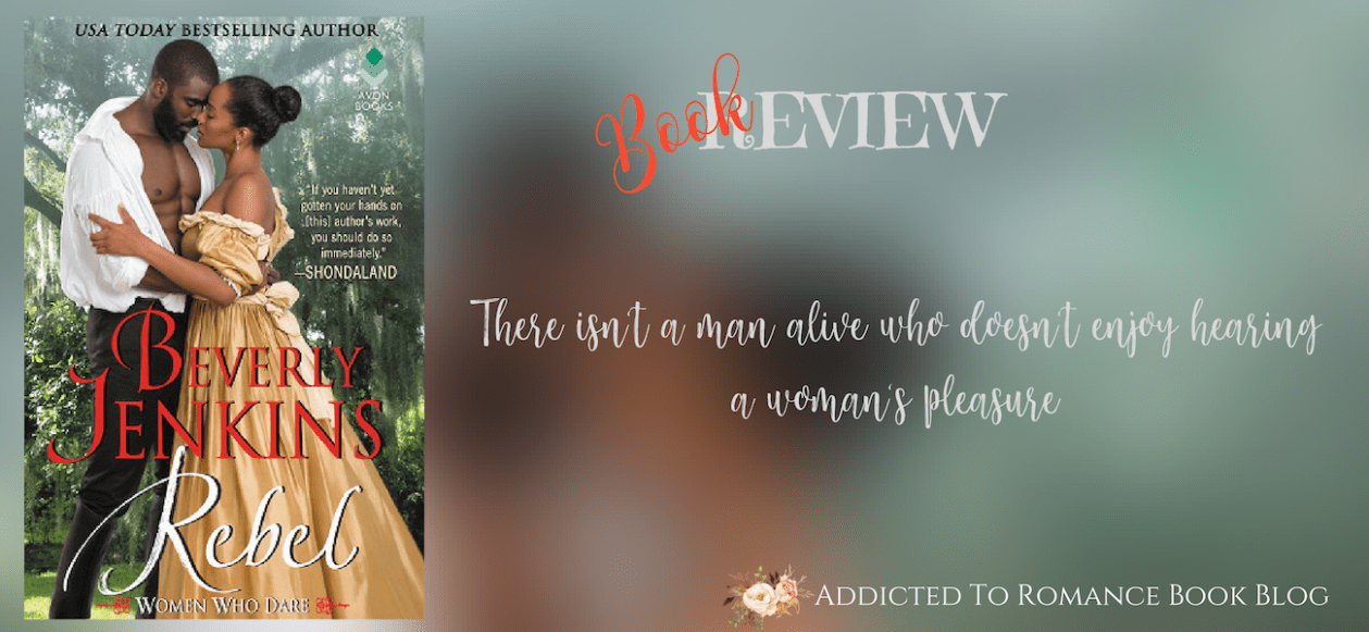 Book Review-Rebel by Beverly Jenkins