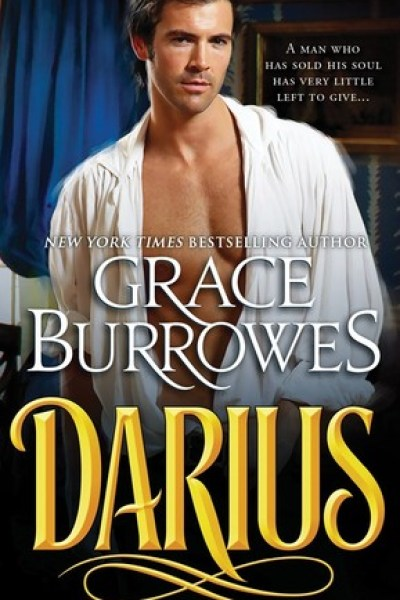 Book Review-Darius by Grace Burrowes