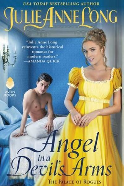 Book Review-Angel In A Devil's Arms by Julie Anne Long