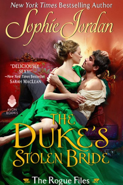Book Review-The Duke's Stolen Bride by Sophie Jordan