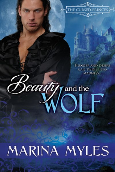 Book Review-Beauty and the Wolf by Marina Myles