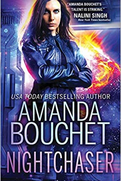 Book Review-Nightchaser by Amanda Bouchet