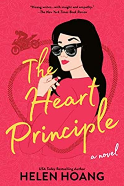 Quickie Romance Review-The Heart Principle by Helen Hoang
