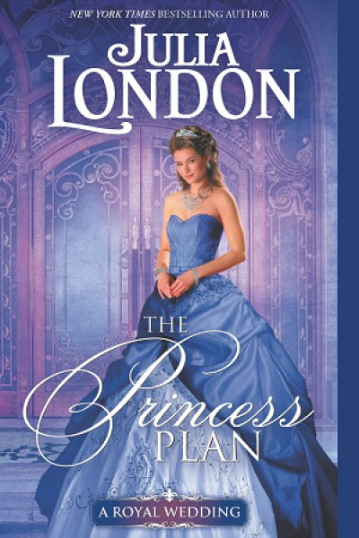 Book Review-The Princess Plan by Julia London