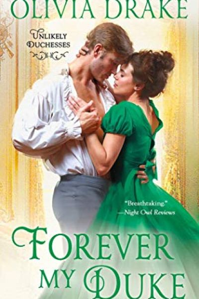 Book Review-Forever My Duke by Olivia Drake