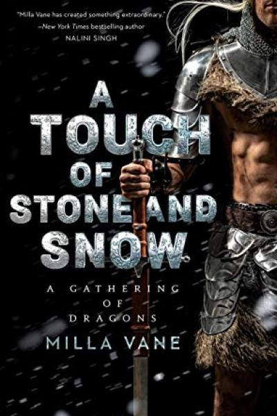 Book Review-A Touch of Stone and Snow by Milla Vane