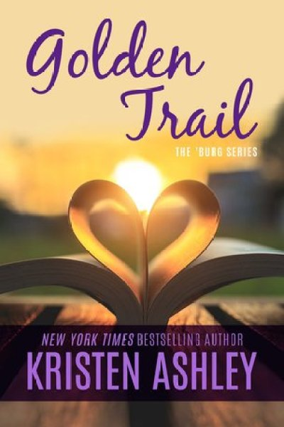 Book Review-Golden Trail by Kristen Ashley