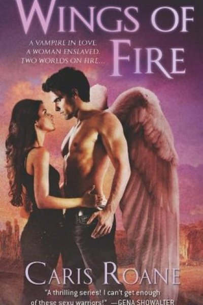 Book Review-Wings of Fire by Caris Roane
