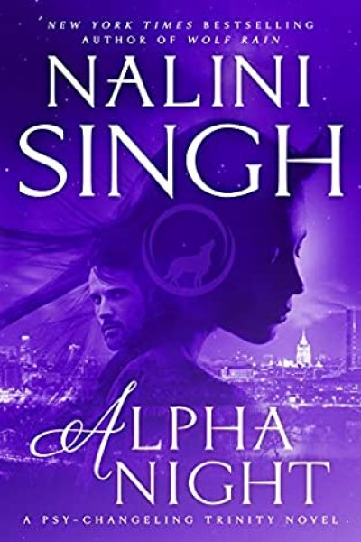 Book Review-Alpha Night by Nalini Singh