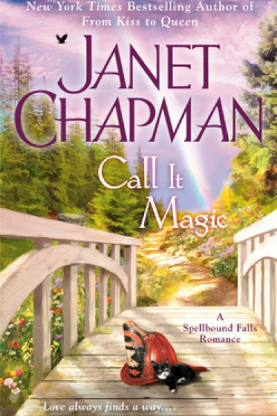Book Review-Call It Magic by Janet Chapman
