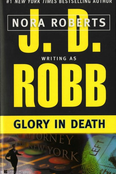 Book Review-Glory In Death by J.D. Robb